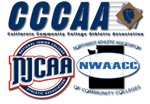 Junior College Athletics Association Logos